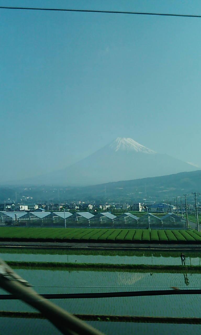 6月10日今日の富士山(^-^)