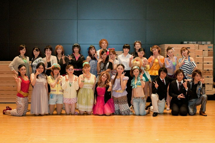 10月22日卒業公演!